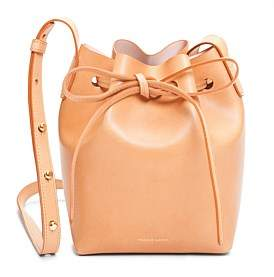 Mansur Gavriel Vegetable Tanned Leather Mini Mini Bag