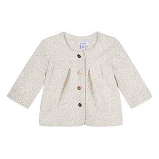 55f4ea5ab Absorba Baby Girls 9n17022 Cardigan Cardigan Not Applicable,(Manufacturer  Size: 3M)