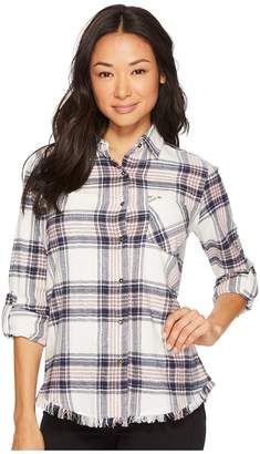 Rip Curl Open Skies Flannel Women's Clothing