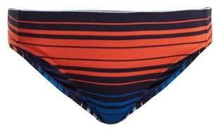Sebastian Lndr Performance Swim Briefs - Womens - Multi Stripe