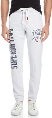 Superdry Trackster Logo Joggers