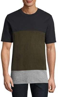 Rag & Bone Colorblock Short Sleeve Tee