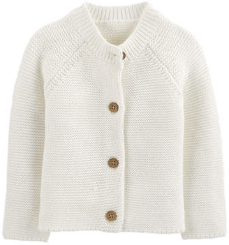 Osh Kosh Oshkosh Long Sleeve Cardigan - Baby Girls