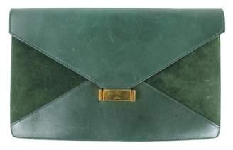 Celine Diamond Clutch Clutch Bag