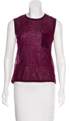 Autumn Cashmere Sleeveless Cashmere Top