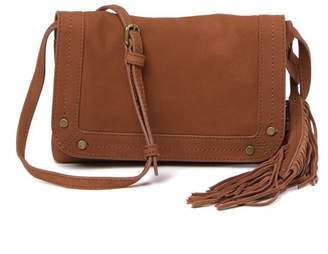 Lucky Brand Wren Small Leather Crossbody Bag e6d0ef40dc800