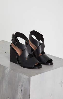 BCBGMAXAZRIA Sara Block Heel Sandal