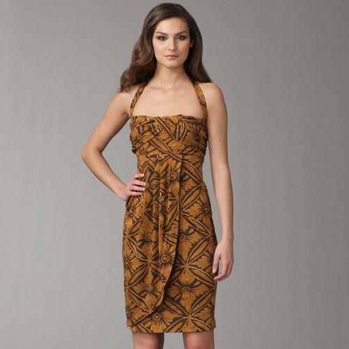 Diane von Furstenberg Lali Slinky Jersey Dress