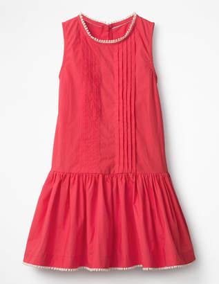 Boden Drop-waist Woven Dress