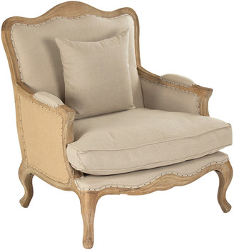 Zentique Belmont Club Chair