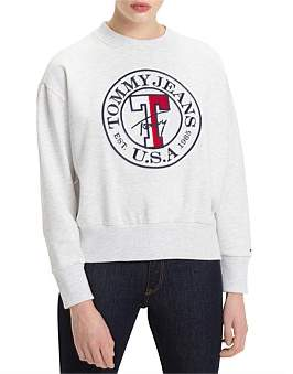 Tommy Hilfiger Tjw Logo Sweatshirt