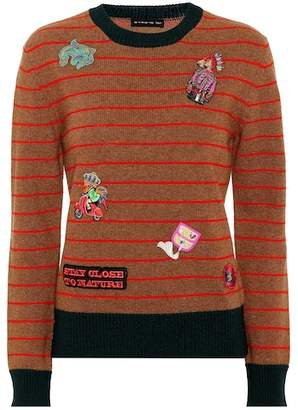 Etro Striped wool sweater