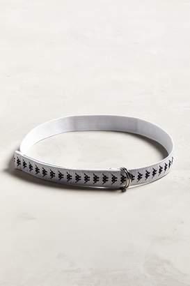 Kappa Banda Logo D-Ring Belt