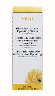 GiGi Bleached Muslin Epilating Strips