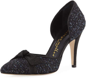 Bettye Muller Ginny Tweed d'Orsay Pumps