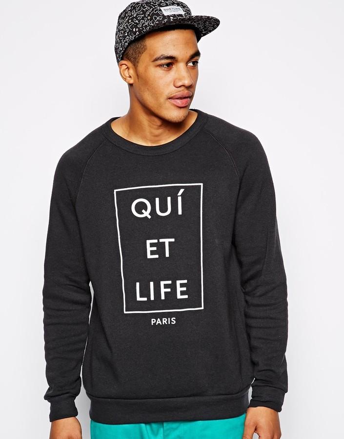 The Quiet Life Paris Sweatshirt