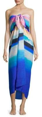 Gottex Swim Seascape Silk Pareo