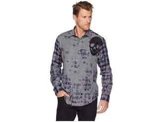 Robert Graham Blues Heaven Shirt