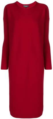 Salvatore Ferragamo sweater dress