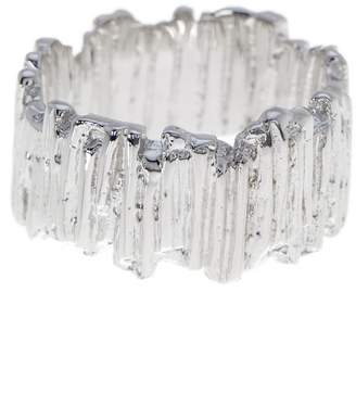 Sterling Forever Thick Sterling Silver Chunky Ring