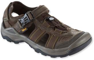 L.L. Bean L.L.Bean Men's Teva Omnium 2 Leather Sandals