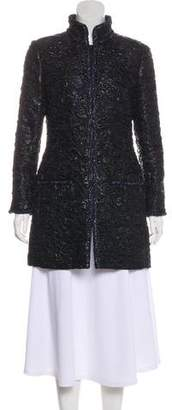 Chanel 2016 Matelassé Coat