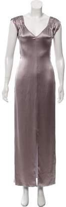 Giorgio Armani Sleeveless Evening Dress