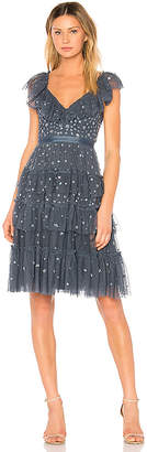 Needle & Thread Sunburst Midi Dress
