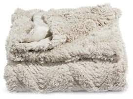 Boutique By Distinctly Home Valentina Faux Fur Throw