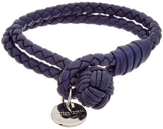 Bottega Veneta Intrecciato Nappa Leather Bracelet