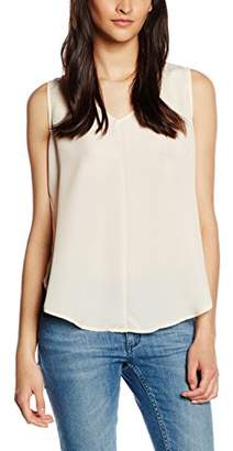Mexx Women's Blouse - Beige - 6
