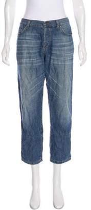 Marni Mid-Rise Straight-Leg Jeans