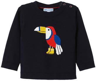 Jacadi Manet Intarsia Sweater