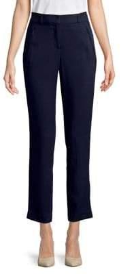 Karl Lagerfeld Paris Skinny Cropped Trousers