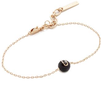 Marc Jacobs Icon Enamel Ball Bracelet $50 thestylecure.com