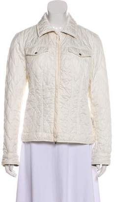 Moncler Quilted Lightweight Jacket