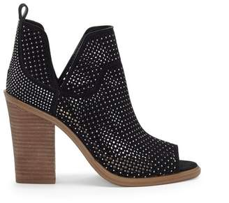 Vince Camuto Kiminni – Studded Laser-cut Bootie