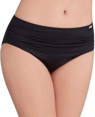 Fantasie Womens Versaillies Drapey Smoothing Swim Bottom Separates S