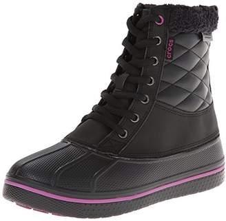 Crocs Women's 16035 Allcast Waterproof Db Snow Boot