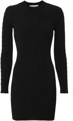 Jonathan Simkhai Staple Sleeve Knit Mini Dress