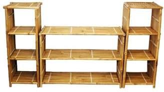 Bamboo54 Oversized Set Bookcase Bamboo54