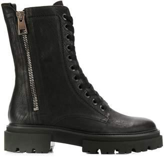 Kennel + Schmenger Kennel&Schmenger lace-up front boots