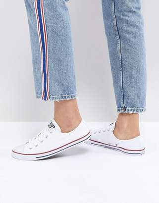 Converse dainty ox sneakers