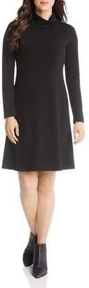 Karen Kane Turtleneck Sweater Dress