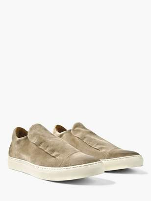 John Varvatos Reed Laceless Low Top Sneaker