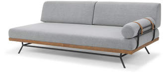 Union Rustic Simonne Modern Daybed with Mattress
