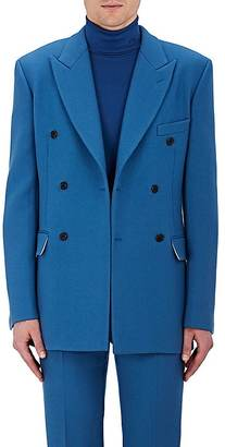 CALVIN KLEIN 205W39NYC Men's Wool Double-Breasted Sportcoat $1,895 thestylecure.com