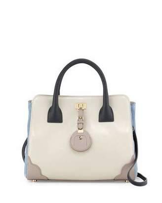 Jason Wu Jourdan Petite Leather Tote Bag, Plaster $1,395 thestylecure.com