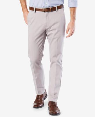 6bea943e34 Dockers Men Easy Slim Tapered Fit Khaki Stretch Pants