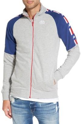Men's Kappa Zimsa Fleece Track Jacket $140 thestylecure.com